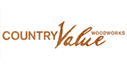Country Value Woodworks Logo
